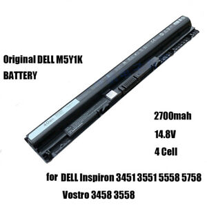 Laptop-Battery-for-DELL-M5Y1K-40wh-HD4J0-K185W-Inspiron-14-15-Series-N5558-N3558