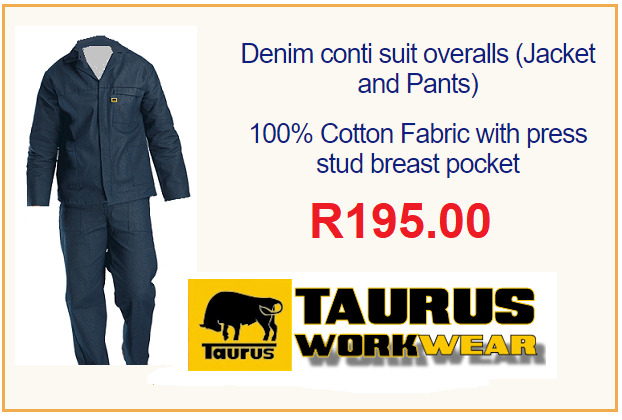 Conti Suit Overalls and Workwear -