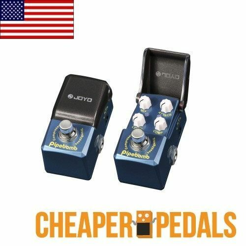 NEW JOYO PIPEBOMB Compressor IRONMAN  JF-312 Pedal US SELLER *Free* Shipping!
