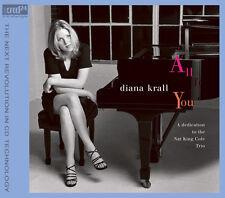 UNIVERSAL | Diana Krall - All For You CD XRCD NEU