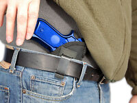 Barsony Iwb Gun Concealment Holster For Steyr, Walther Full Size 9mm 40 45