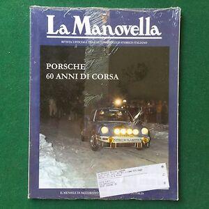 LA-MANOVELLA-n-1-Gennaio-2008-MONTEZEMOLO-PORSCHE-60-ANNI-Rivista-Magazine-Auto
