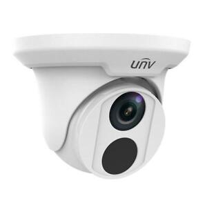 Uniview IPC3615ER3-ADUPF 5MP 2.8mm WDR Starlight Network IP IR Fixed Dome Camera