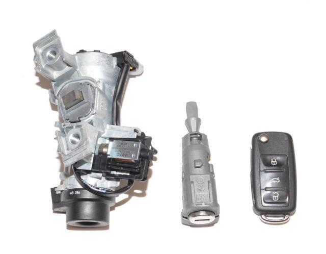Schlosssatz Schließzylinder Schlüssel  1K0905851B GOLF PLUS Original VW