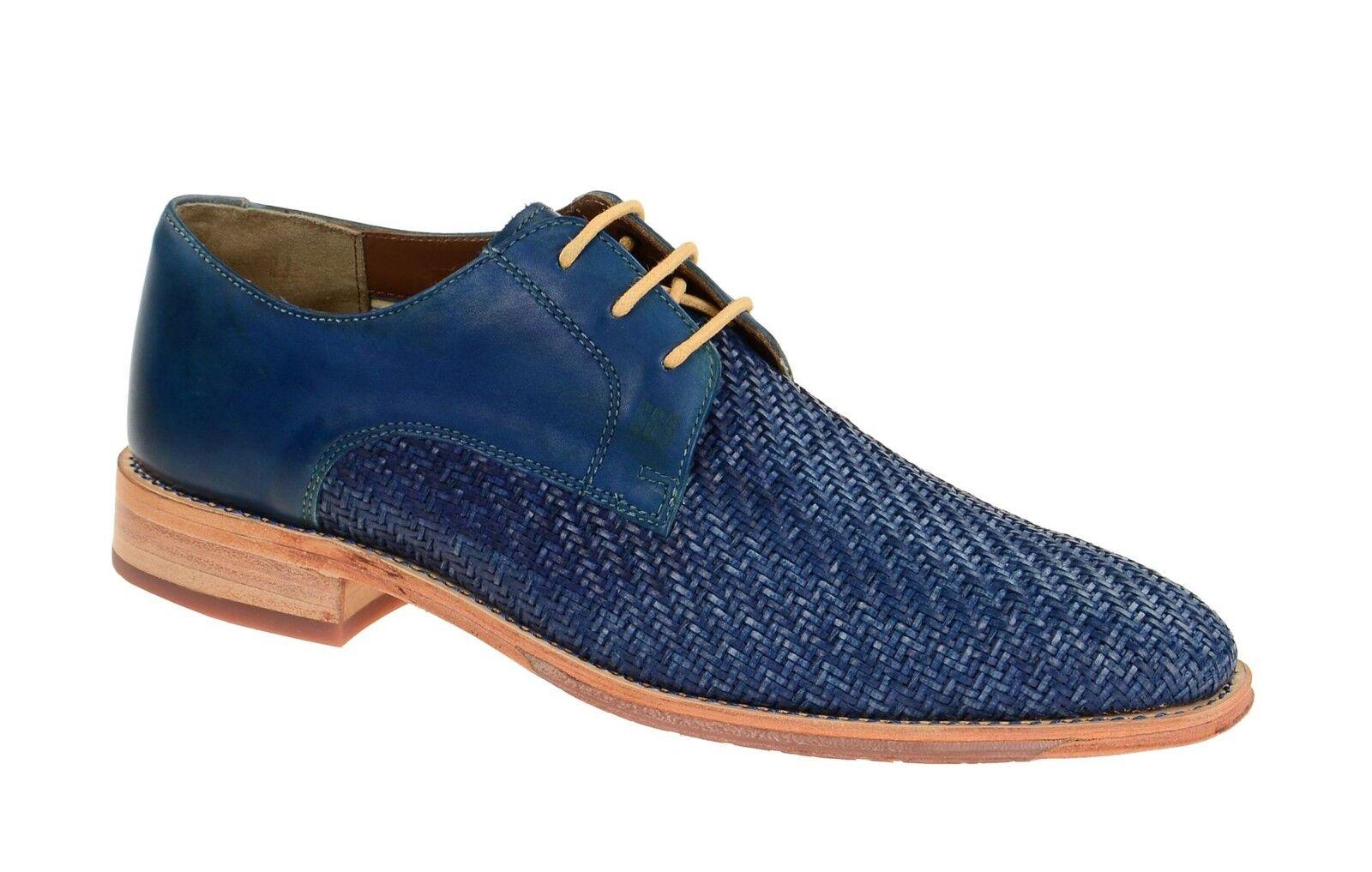 Gordon & Bros. Bros. Bros. Schuhe LORENZO blau Herrenschuhe S160746 navy NEU 50ee65