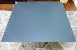 HPL-Platte Tischplatte 6 mm Anthracit Grey 801 x 727 mm Findeis Xterior 0604X