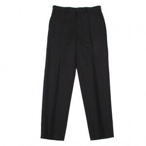 COMME-des-GARCONS-HOMME-Wool-Pants-Size-SS-K-41772