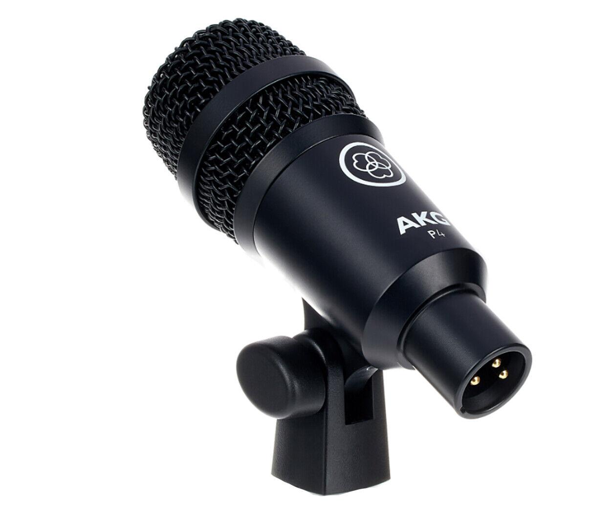 AKG P4 Perception Live Microphone de scène pour les batterie et percussions