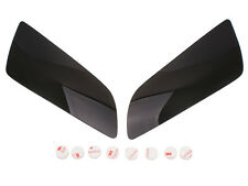 Black Headlight Lens Cover Shield For Honda CBR600RR 03-06 CBR1000RR 04-07 New