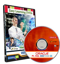 Learn Oracle PL/SQL Video Training Tutorial DVD