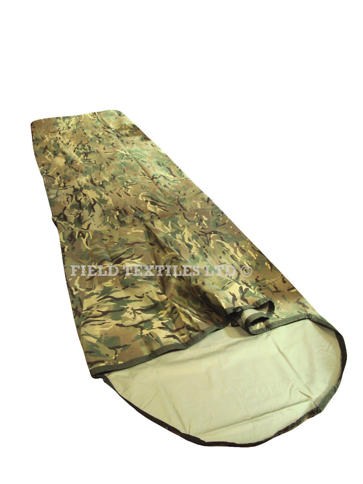 SLEEPING BAG COVER - MTP BIVI BAG  Goretex Waterproof - British Army - Grade 1  we offer various famous brand