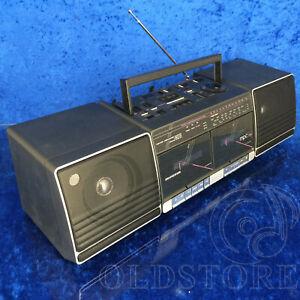 MINERVA-MPC-2365-RADIO-PORTATILE-CASSETTA-TAPE-NUOVO-BOOMBOX-GRUNDIG-2250