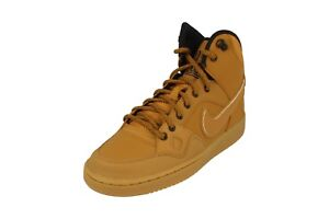 169745e0dace Nike Son Of Force Mid Winter GS Hi Top Trainers 807392 Sneakers ...