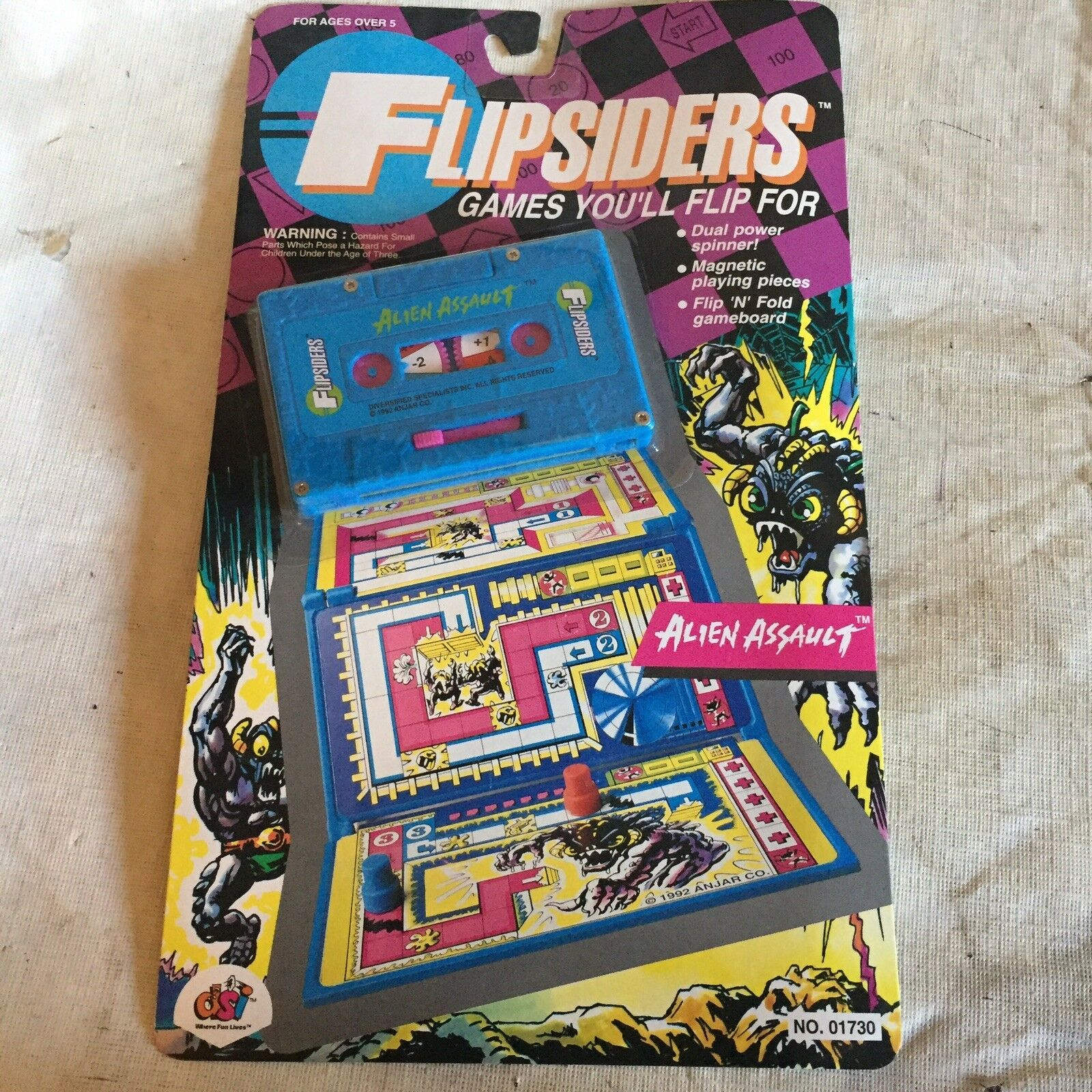 Flipsiders gioco Rare Alien Assualt - Cassette gioco - nuovo  -       -(fc2  economico e di alta qualità