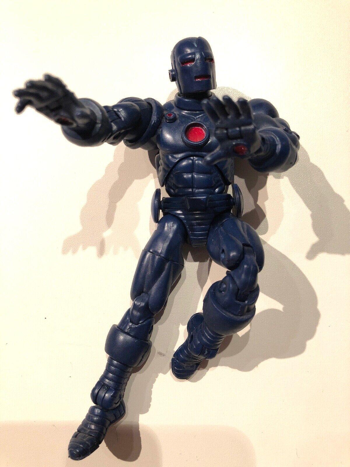 Iron Man (Stealth Armor Variant) MARVEL LEGENDS 2002 series 1 Toybiz