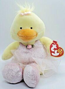 Ty Beanie Baby - ALLEGRO the Ballerina Duck (8.5 Inch)