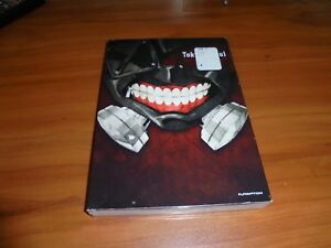Tokyo-Ghoul-The-Complete-First-Season-DVD-Collector-039-s-Edition-1-Used-Anime