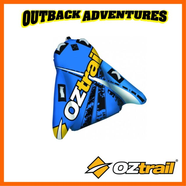 OZTRAIL TWO PERSON INFLATABLE SKI TUBE