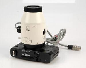 Zeiss mikroskop kamera schutter controller ebay