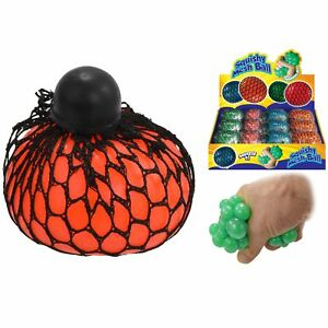 SPIDER PUTTY Stress Relief ADHD Autism Kids Halloween Party Bag Filler Toy UK