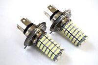 PER OPEL VIVARO 01-06 2X H4 120 LED SMD 12V BIANCO BRILLANTE LUCE FARO LAMPADINE