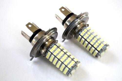 VOLKSWAGEN BORA 1998-2005 2X H4 120 SMD LED 12V FOG LIGHTS LIGHT BEAM BULBS