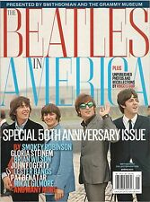 The BEATLES in AMERICA 50th Anniversary Collector's Edition Spring 2014