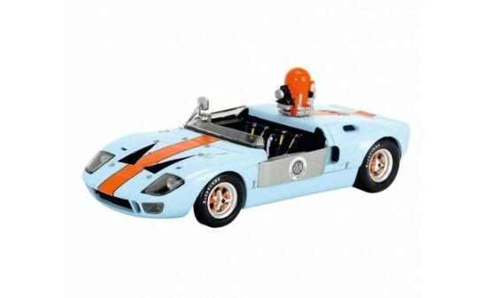 450899600 -  Schuco FORD GT 40  - Le Mans  carrello fotocamera (08996) - 1 43 c515c9