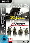 Operation Flashpoint: Dragon Rising + Red River (PC, 2015, DVD-Box)