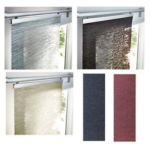 Ikea Anno Sanela Curtain Panel Blue Beige Brown Gray Lilac