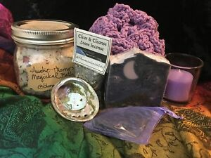 Auntie Thorne's Ritual Bath Kit, Occult, Pagan, Wicca