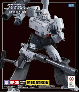 Transformers-Masterpiece-MP-36-Megatron-New-Gifts-Action-Figures