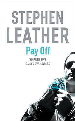 1 of 1 - Pay Off by Stephen Leather Small Paperback 20% Bulk Book Discount