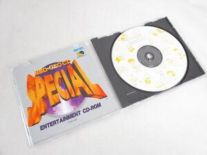 NEO-GEO-CD-SPECIAL-Item-ref-bbc-Neo-Geo-CD-Neogeo-SNK-Japan-Import-Game-ncd