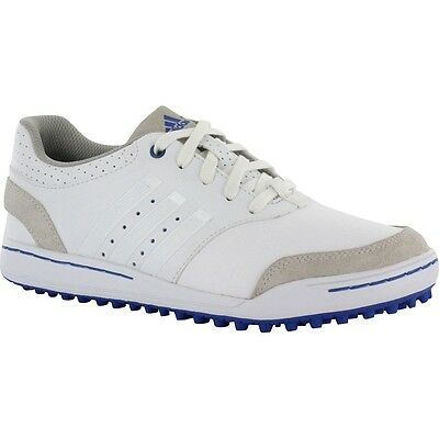 Brand New Adidas Adicross III WD in White with Blue Trim - Choose size