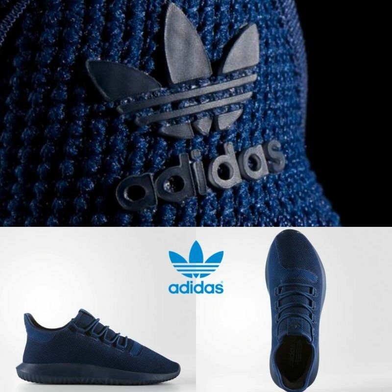 newest 8b4ef b1f9b ADIDAS Tubular Shadow Men Running Shoes Sneakers Size 4-10 ...