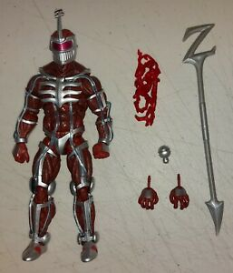 Power Rangers Lightning Collection Mighty Morphin Lord Zedd Single Release Loose