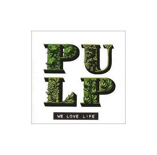 1 of 1 - Pulp - We Love Life - Pulp CD TWVG The Cheap Fast Free Post
