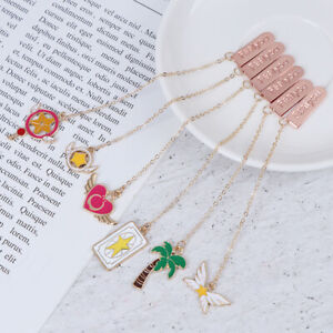 Kawaii-Bookmarks-Pendant-Book-Markers-Metal-Bookmarks-School-Office-Supplies-zh