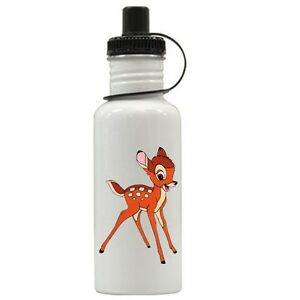 Personalized Custom Bambi Water Bottle Gift Add Name