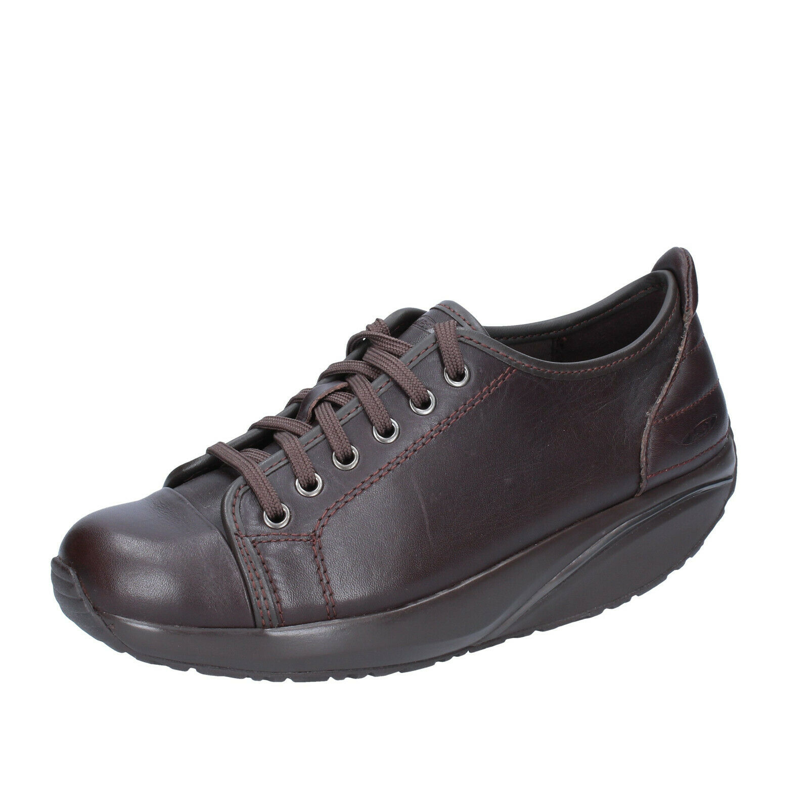 Women's shoes MBT 5   5,5 (EU (EU (EU 36) sneakers brown leather performance BS555-36 c3493d