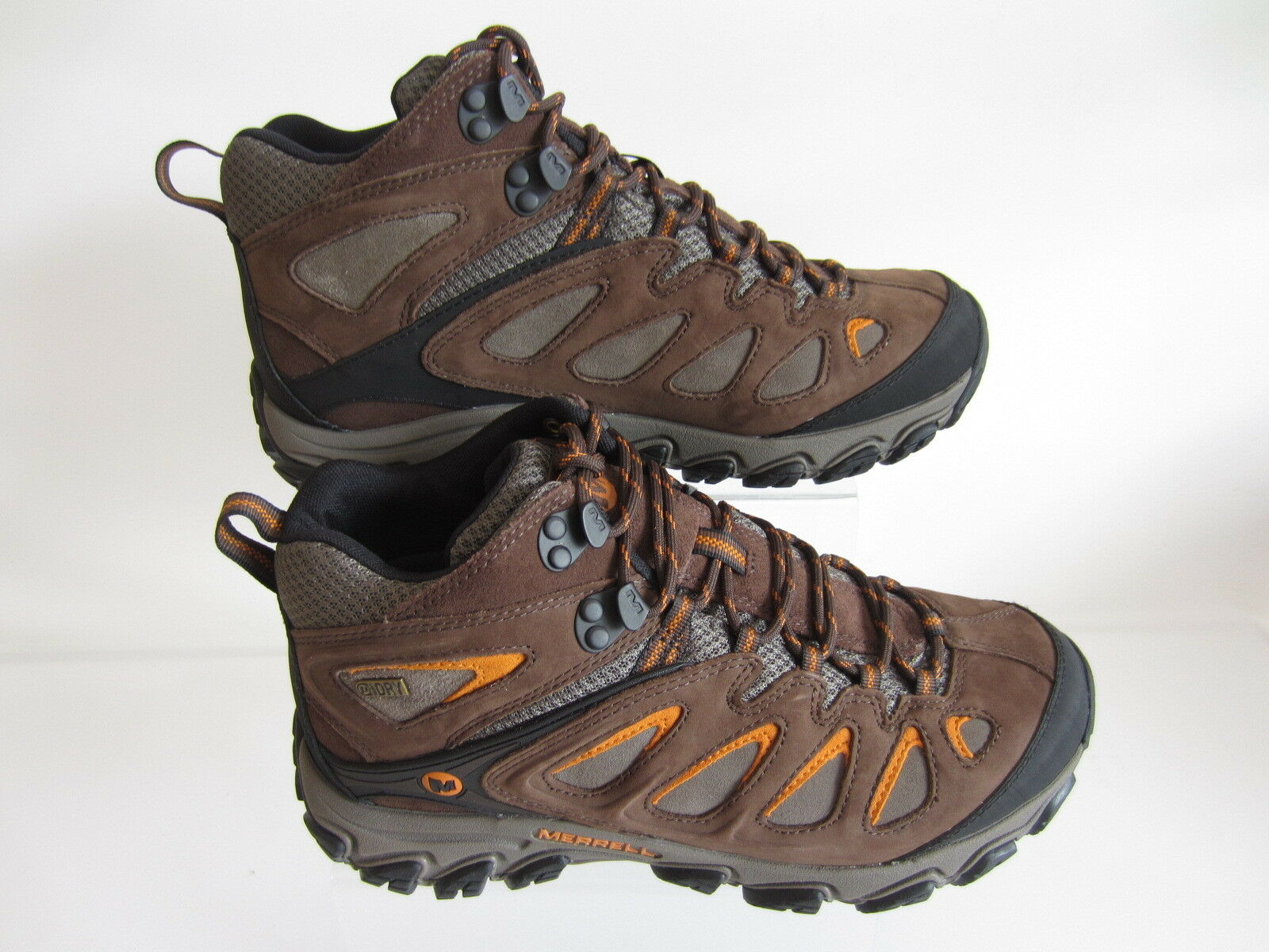 Merrell Pulsate  Herren J24379 Pulsate Merrell Mid Bracken Orange Waterproof UK 8 - UK 12 (GOC) 7b46d4