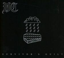 VINNIE CARUANA - SURVIVOR'S GUILT * NEW CD