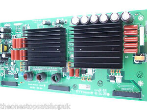 6871QZH044C-Z-Sustain-Board-LG-50PX4D-Dark-Picture