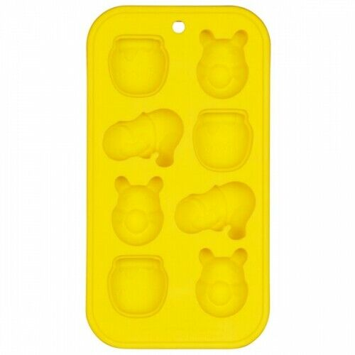 Disney Winnie the Pooh Cookie Cooking Baking IceCube Tray Silicone Molds