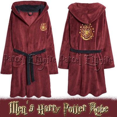 Harry Potter mens Dressing Gown