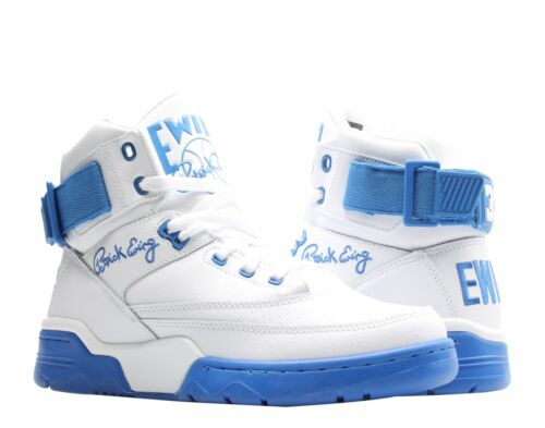 Ewing Athletics Ewing 33 Hi White//Blue Men/'s Basketball Shoes 1BM00554-150