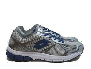 Lotto-Zoe2-Scarpa-Running-Sneakers-Uomo-Col-Grigio-tg-varie