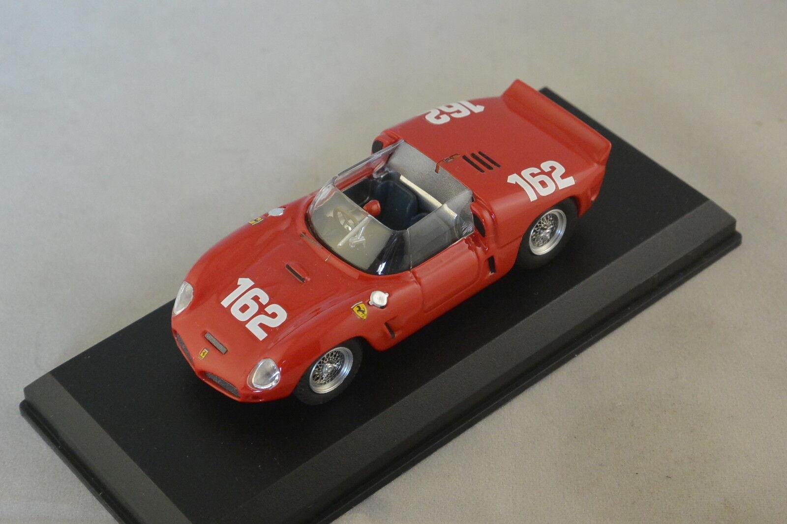ART MODEL 261 - Ferrari Dino 246 SP  162 1er Targa Florio - 1961  Von Trips