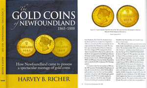 The-Gold-Coins-of-Newfoundland-by-Harvey-B-Richer-Book-Just-Published-Canada